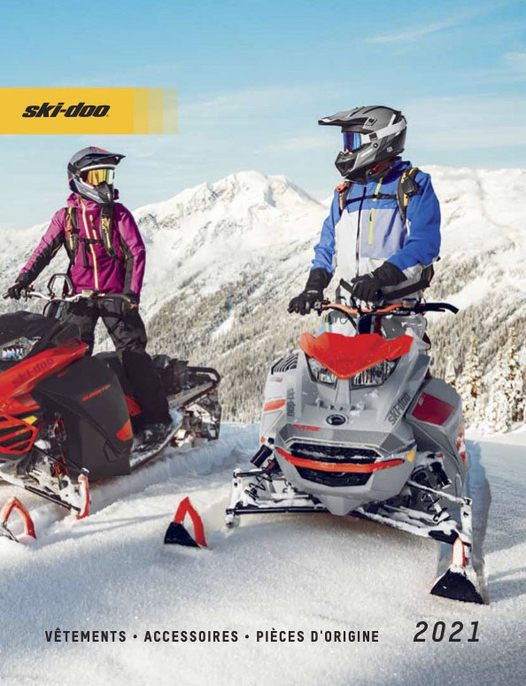 Catalogue Ski-Doo